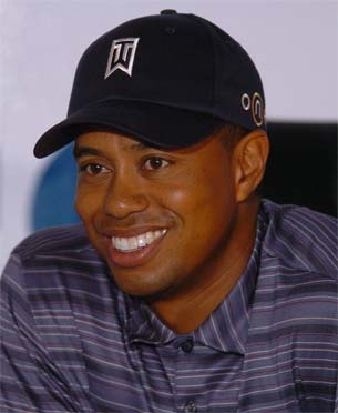 Not meaningful. tiger woods naked pic
